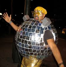 Halloween Disco Costumes Deeptrouble Halloween 2007 Disco Ball 4 0