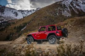 jeep wrangler lowered all new 2018 jeep wrangler u0027s modern approach to an authentic