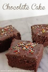 triple chocolate gateau diane the seven o u0027clock show recipes