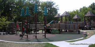 chessie u0027s big backyard playground lee district park franconia