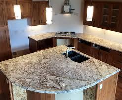 Kitchens With White Granite Countertops - white granite countertops lake city colorado