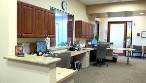 office desk medical office front desk design medical office