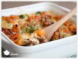 cuisiner patate douce poele gratin aux patates douces et au brocolis
