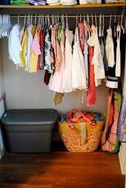 tips for organizing a baby or child u0027s closet making lemonade