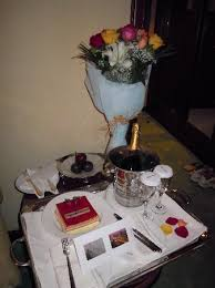 honey moon gifts honeymoon gifts from the hotel great picture of le royal