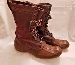 s boots 50 vintage 50 s converse r c nichols leather rubber duck