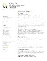 Ui Ux Resume Resume