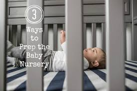 3 ways to prep the baby nursery safety make and takes