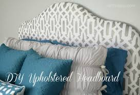 bedroom good looking diy headboard a little tipsy picture of