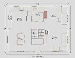 cabin floorplan exciting 24 x 32 cabin floor plans 3 open floor plan x 42 nikura