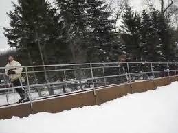 Backyard Ski Lift Magic Carpet Ski Lift Longest At Camelback Mountain Pa Youtube
