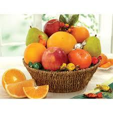 thanksgiving fruit basket all seasons fruit basket grove fresh gift hale groves