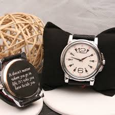 personalised wrist watch deco design by giftsonline4u