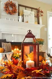 fall centerpiece ideas 31 days of fall centerpiece 20 easy fall centerpiece ideas the
