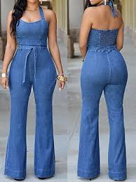 sleeveless denim jumpsuit sleeveless denim jumpsuit with belt queenfy