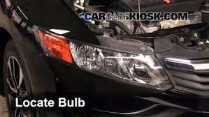 honda civic headlight headlight change 2012 2015 honda civic 2012 honda civic ex l 1 8