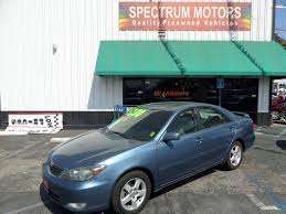 used toyota camry 2003 toyota camry 2003 in corona los angeles san diego ca spectrum