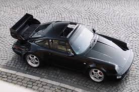 ruf porsche 964 this porsche 964 911 turbo helped its owner grow as a driver
