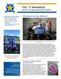 Phi Sigma Kappa Flag Iota Sigma Fall 2017 Newsletter By Pi Kappa Phi Issuu