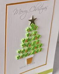 paper christmas cards christmas lights decoration