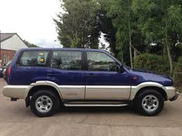 nissan terrano 1995 used blue nissan terrano ii for sale rac cars