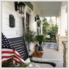 Grandin Road Outdoor Rugs by From My Front Porch To Yours Farmhouse Front Porch Updates