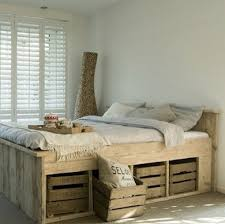 Bed Frames Storage Sweet Dreams 15 Inventive Beds You Can Make Yourself Storage