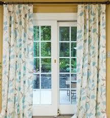 Drapery Designer Custom Drapes Linen Drapes Floral Drapery Pinch Pleat Curtains