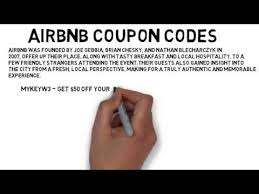 airbnb coupon codes save up to 80 off promo code 2017 youtube