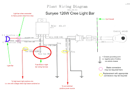 led trailer lights wiring led light wiring diagram bar diagrams with schematic and for string