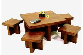 coffee table and stool set incredible coffee table with stools underneath square coffee table