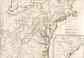 Map Of Penn State by 1795 To 1799 Pennsylvania Maps