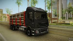 skin pack new year 2017 for iveco hiway and volvo 2012 2013 iveco stralis for gta san andreas