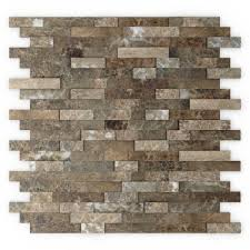 interior inoxia speedtiles bengal in x in stone adhesive wall
