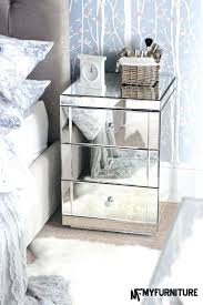 mirrored glass bedroom furniture harpsounds co full image for mirrored glass bedroom furniture 88 inspiring style for cheap bedside tables target