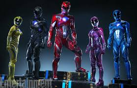 power ranger costume spirit halloween power rangers reboot new suits first look