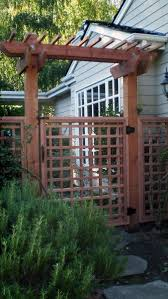 Gate For Backyard Fence Best 25 Arbor Gate Ideas On Pinterest Arbor Ideas Garden Arbor