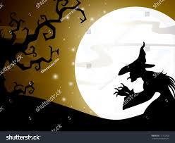 free halloween background eps halloween full moon night background spooky stock vector 112712950