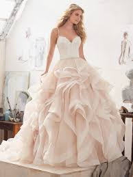 wedding dresses fluffy ruffle wedding dress wedding dresses