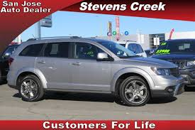 dodge crossroad 2017 dodge journey for sale cars and vehicles mountain view