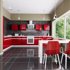 kitchen red red kitchen meedee designs