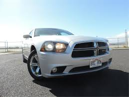 2011 dodge charger warranty 2011 dodge charger rallye pkg for sale in honolulu