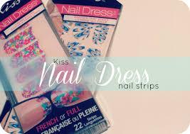 kiss nail dress strips overnight success and glamorous life i