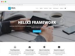 helix3 u2013 the best template joomla free is friendly modern highly