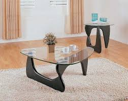 Glass Modern Coffee Table Sets Noguchi Coffee Tables