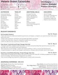 ux designer resume pdf 3 ux designer cover letter best business