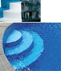 wedding cake pool steps above ground pool steps for sale raised tread pattern for slip