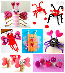 valentines kids valentines bug crafts for kids rhythms of play