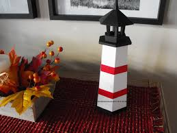lighthouse tree topper woodchuckcanuck