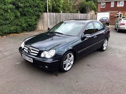 mercedes c270 cdi mercedes c270 cdi elegance auto in waterlooville hshire